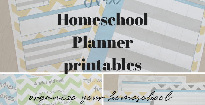 Is it time to start planning your homeschool year?