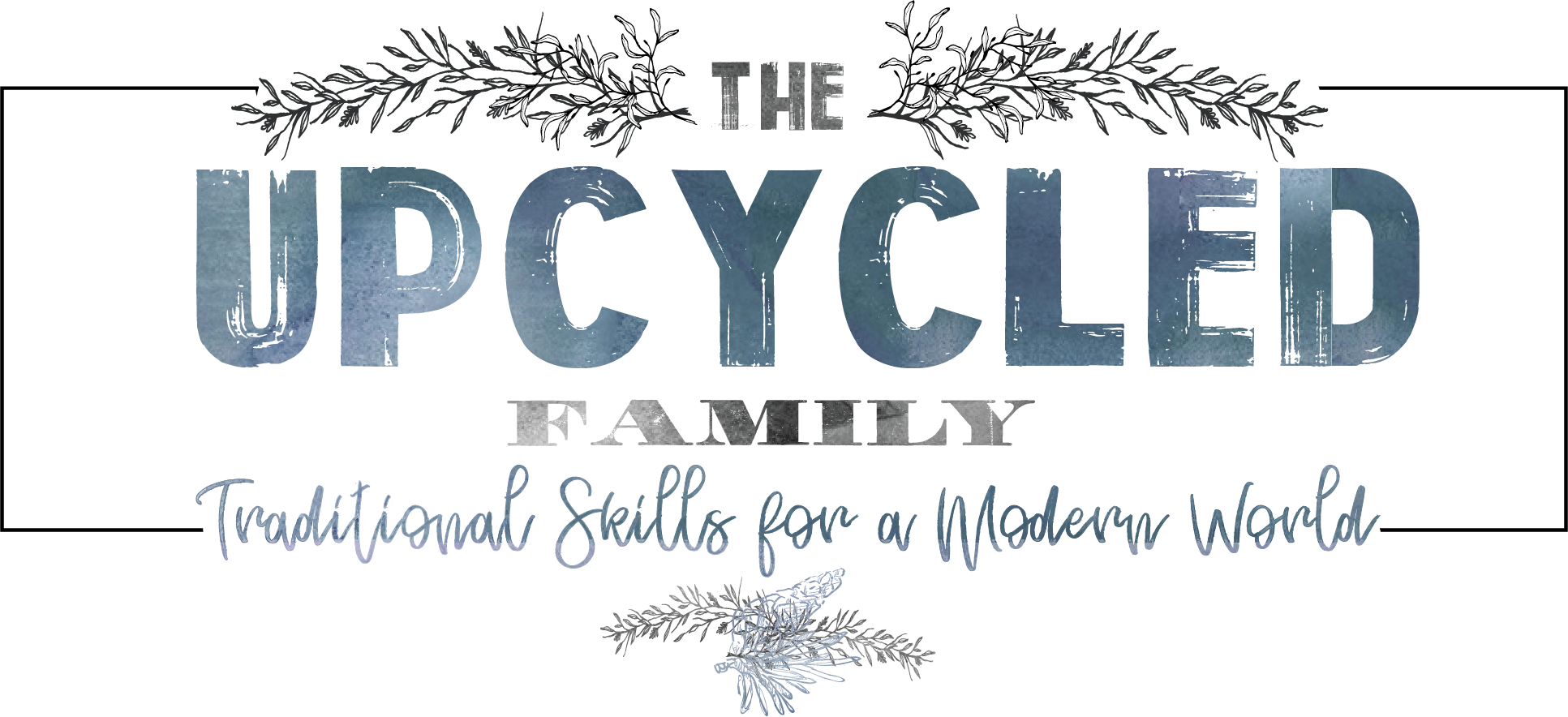 The Upcycled Family