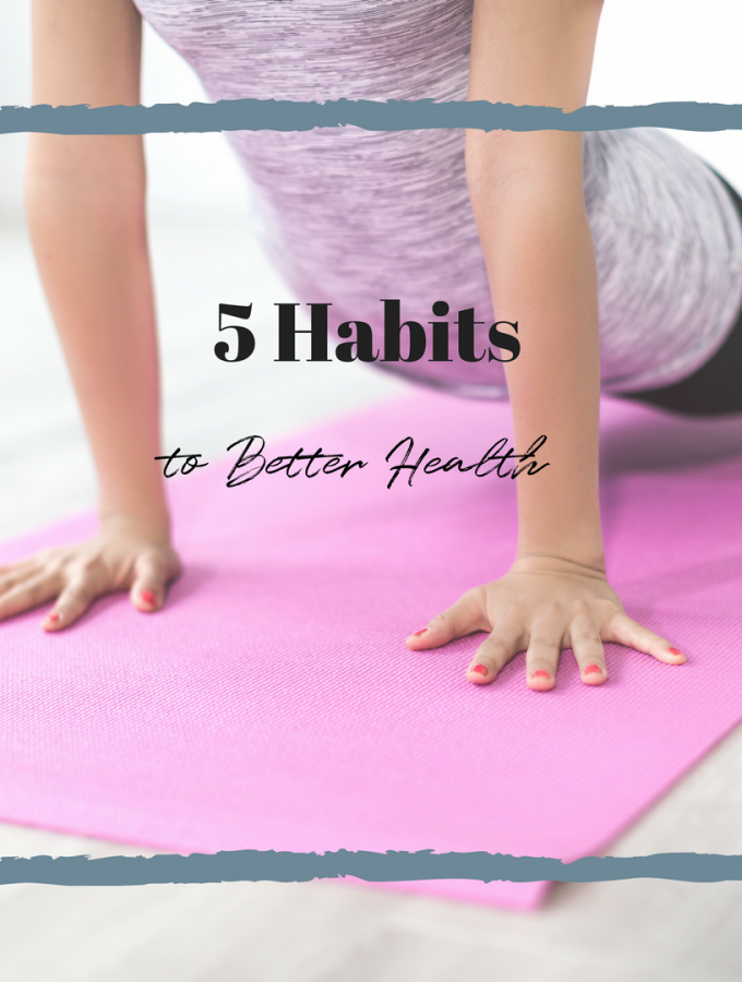 5 ways to immediately improve your health