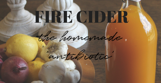 How to make fire-cider